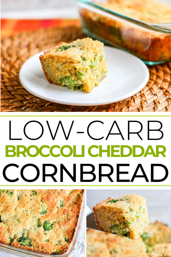 How To Make Low Carb Cornbread