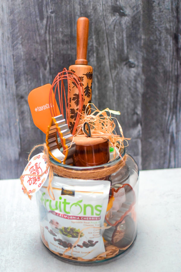 Fall Gift Idea for the HOst DIY