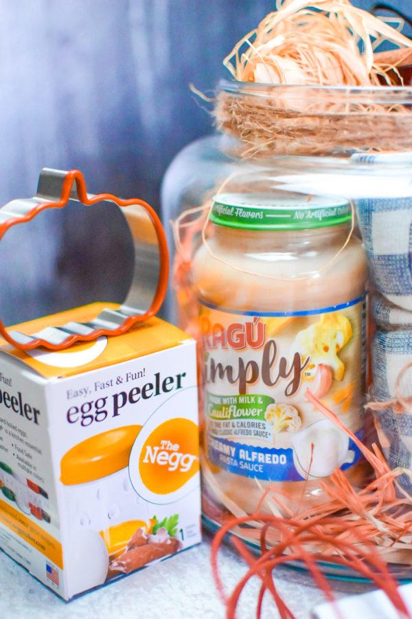 Jar Gift for Cooks DIY Gallon Jar