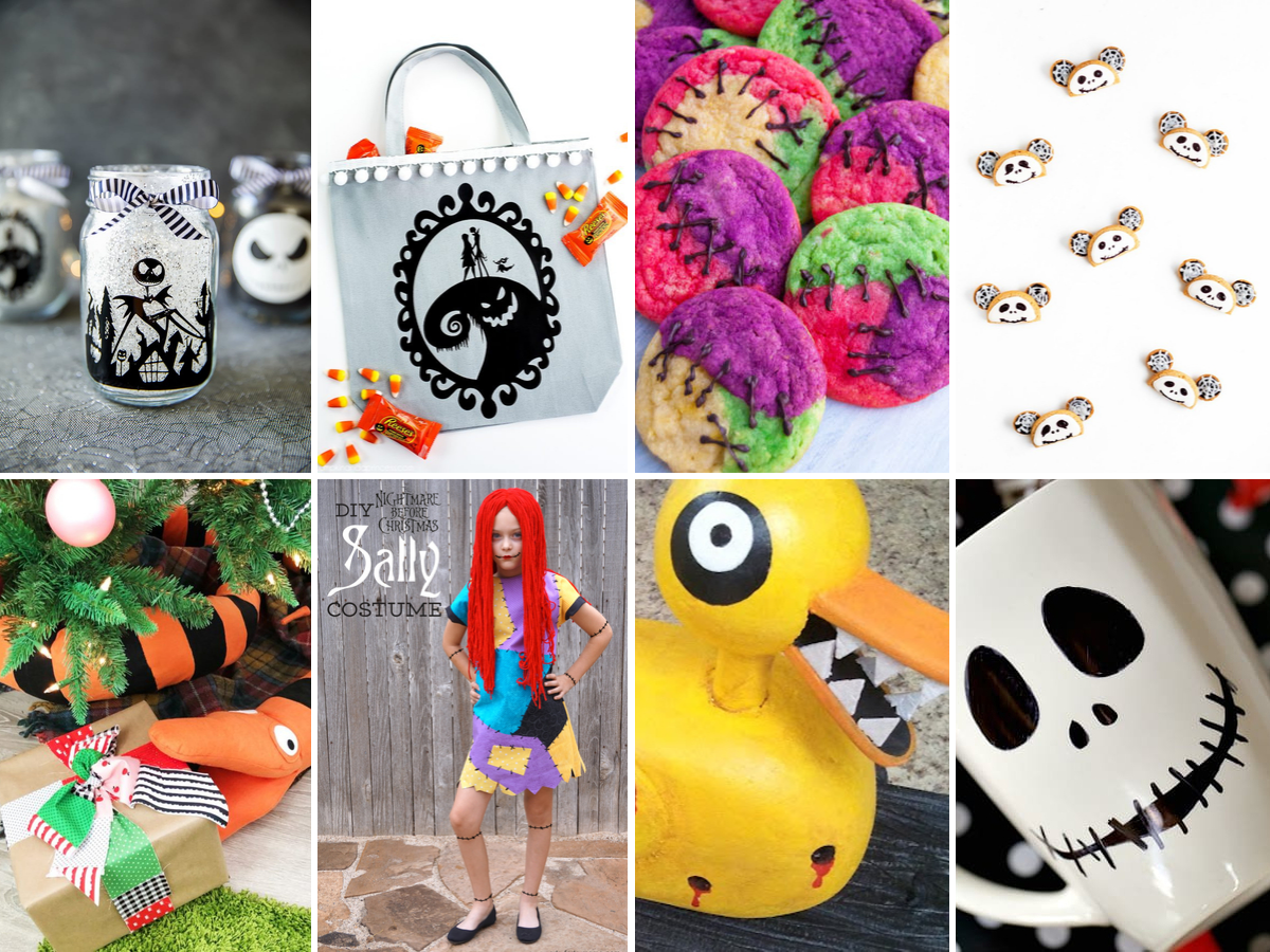 20 Nightmare Before Christmas Diy Ideas Fans Will Love But First Joy