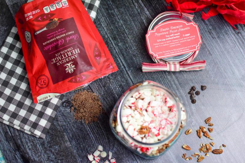 Delicious Brownies Jar Gift Idea