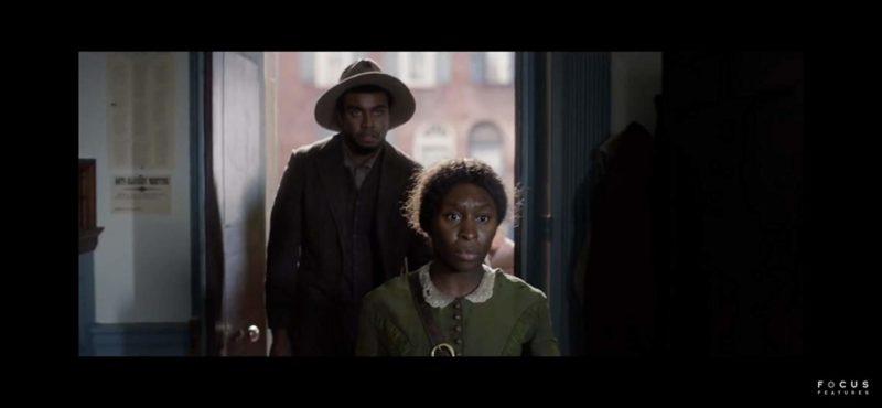 Harriet Tubman Movie Clips