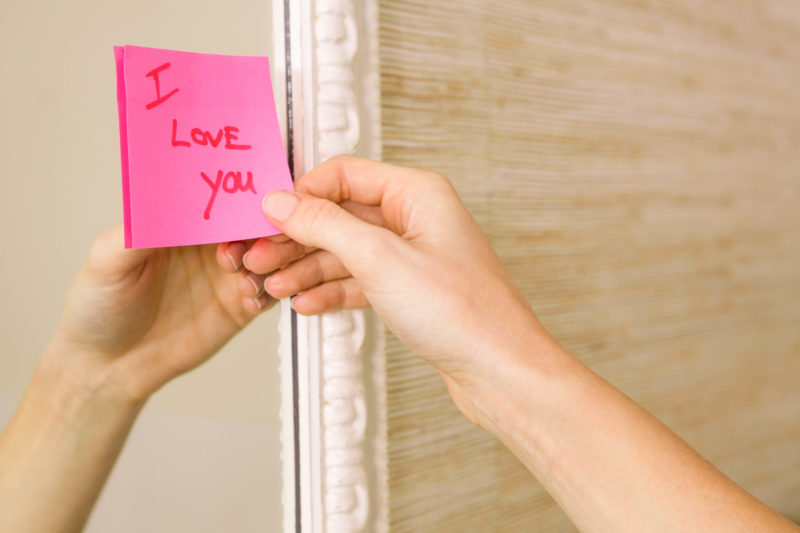 How to show gratitude to spouse