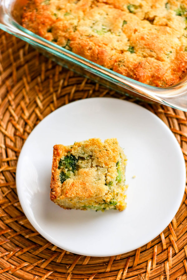 Best Low-Carb Cornbread for Christmas