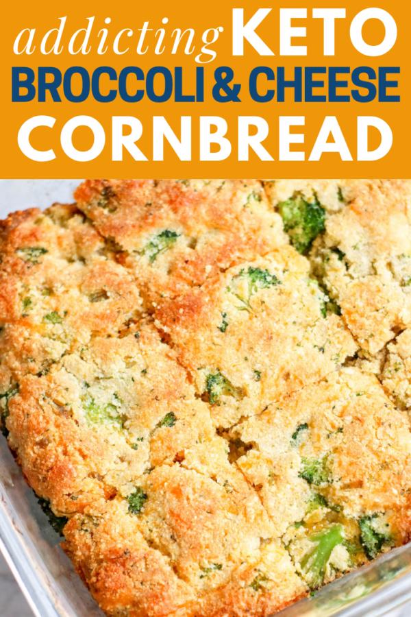 Best Keto Cornbread