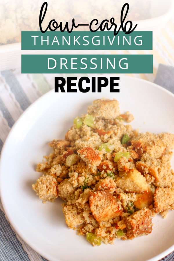 low carb thanksgiving dressing