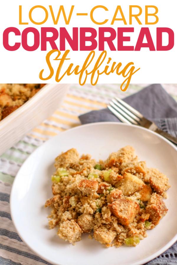 Low-carb Cornbread Stuffing