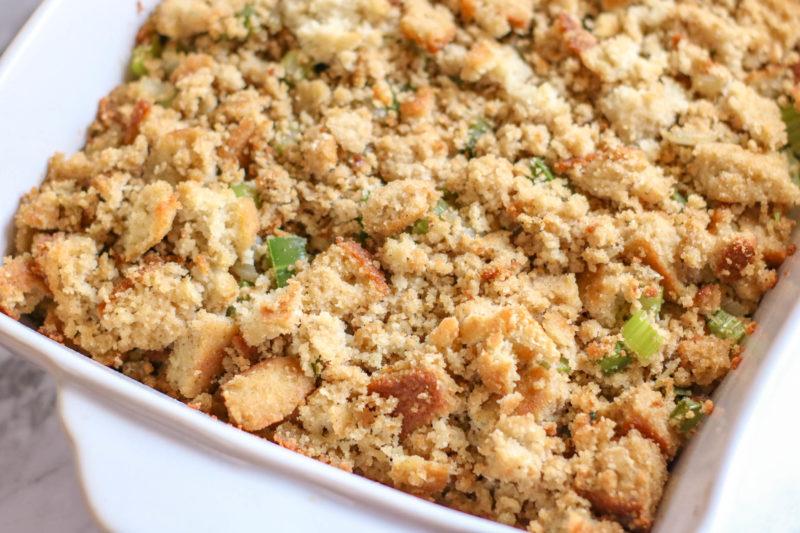 keto stuffing thanksgiving recipe