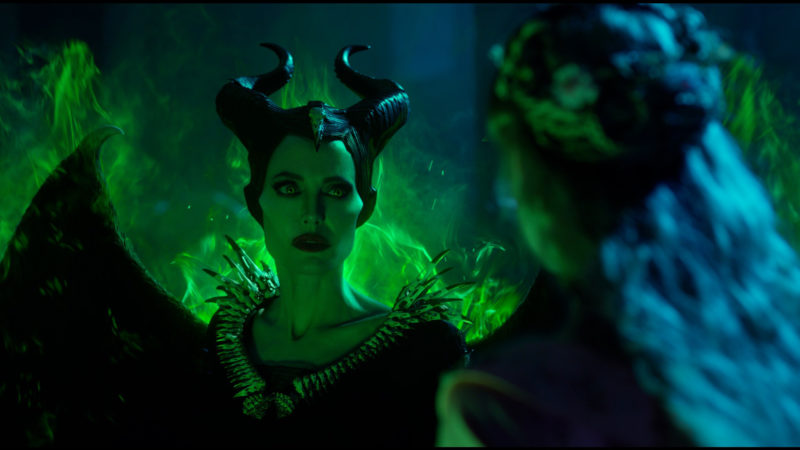 Maleficent 2 movie lines
