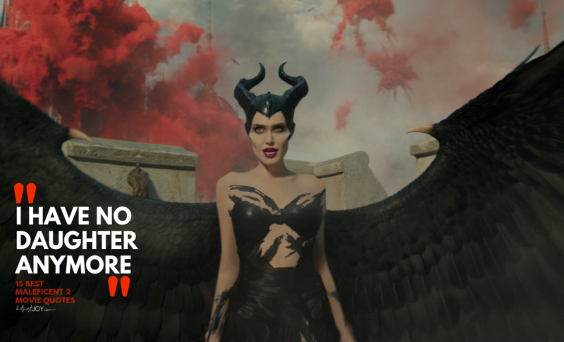 Quotes from Maleficent 2