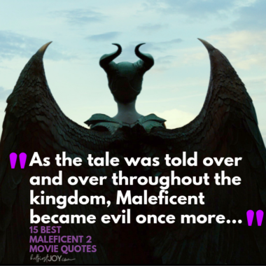 15 Best Maleficent 2 Movie Quotes (Wicked & Chilling)