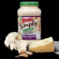 RAGÚ Simply™ Creamy Alfredo with Cauliflower