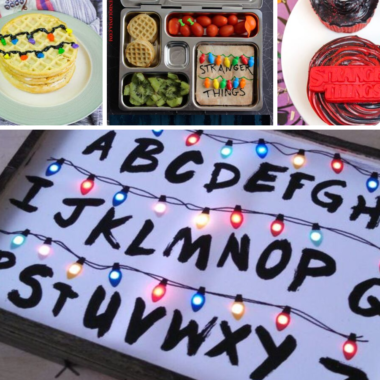 17 DIY Stranger Things Ideas