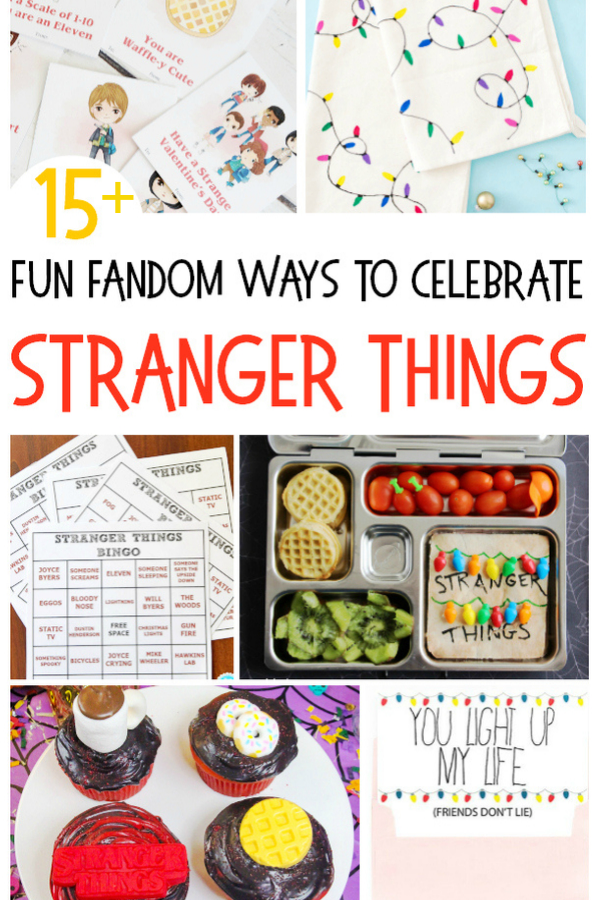 Stranger Things DIY Ideas (2)