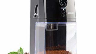 Secura Electric Burr Coffee Grinder Mill