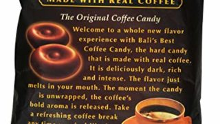 Bali's Best Coffee Candy Individually Wrapped (42 pcs)