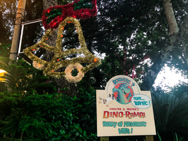 Animal Kingdom Christmas Decor