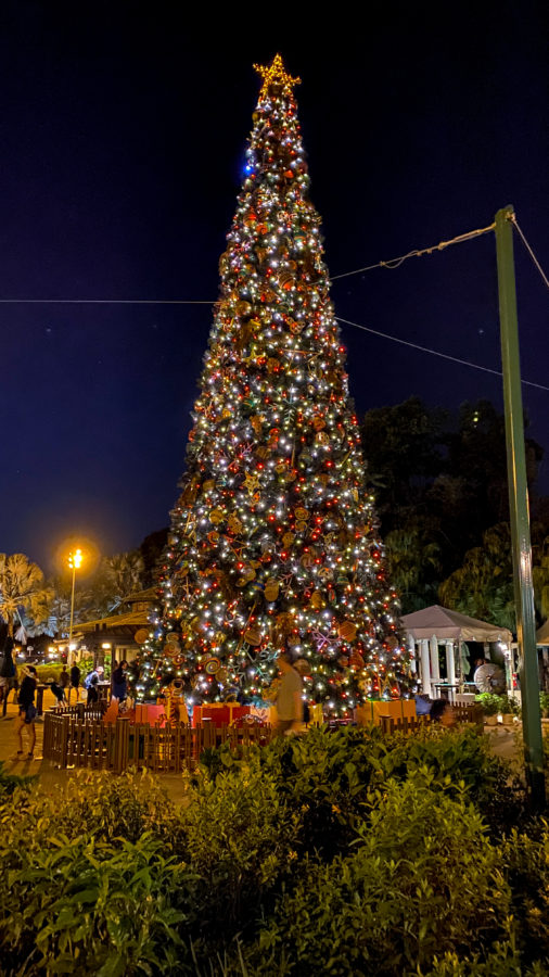Animal Kingdom Christmas Tree