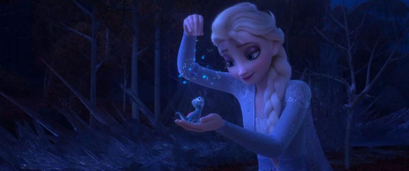 Frozen 2 Elsa Movie Quotes