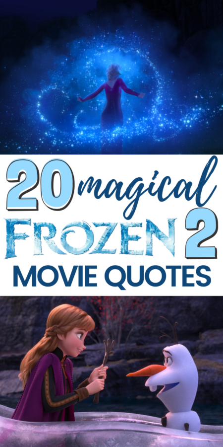 Powerful Frozen 2 Quotes