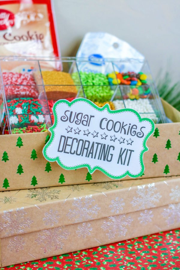 Sugar Cookies Kit DIY