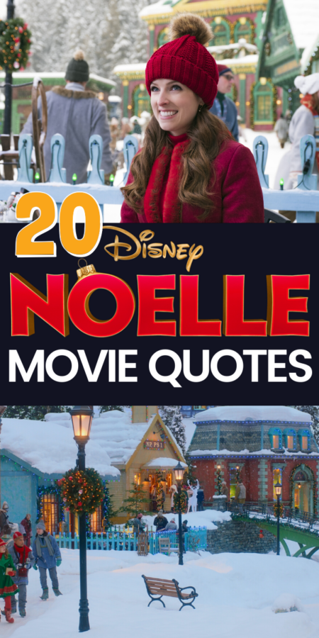 Disney+ Noelle Movie Quotes