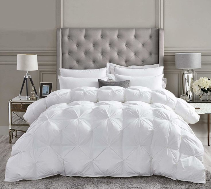 Goose Down Comforter (Duvet)