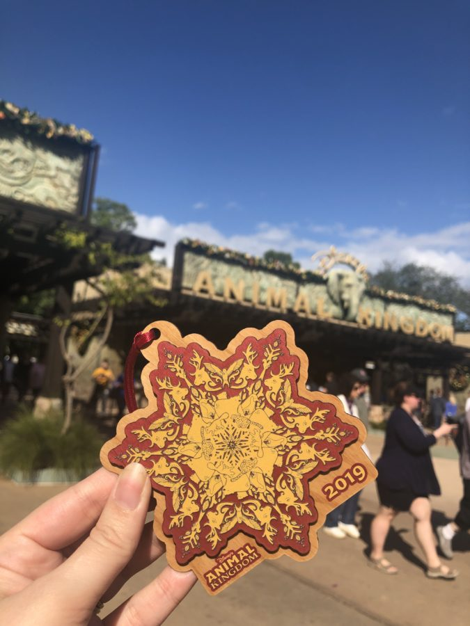 Animal Kingdom Christmas Ornament
