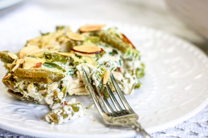Can you eat green bean casserole on Keto?