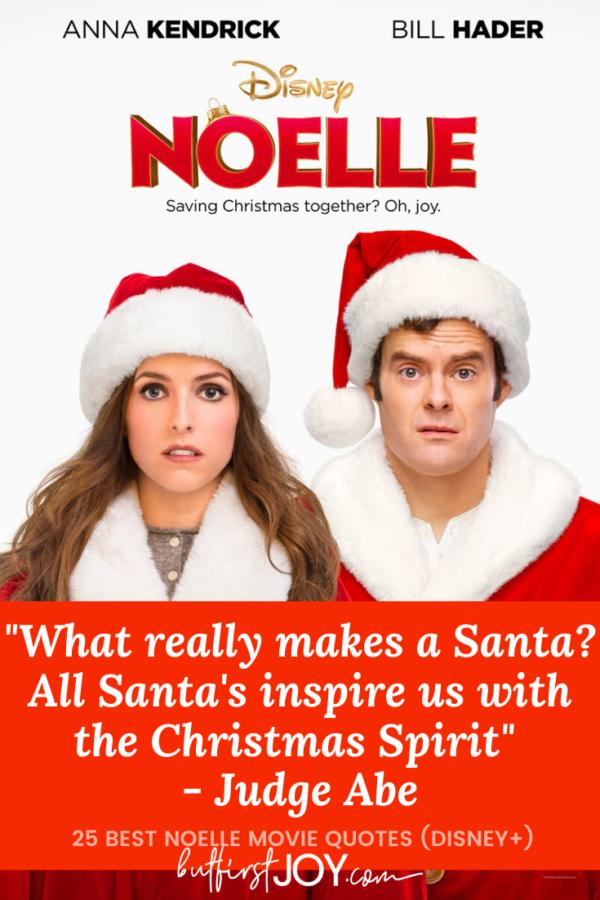 Disney+ Noelle Quotes