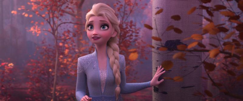 Elsa in the Fall