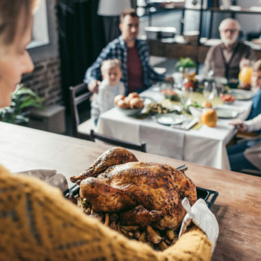 Tips for Staying Low-Carb During The Holidays