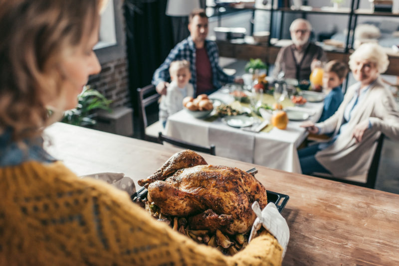 How to Stay Low-Carb during Holidays
