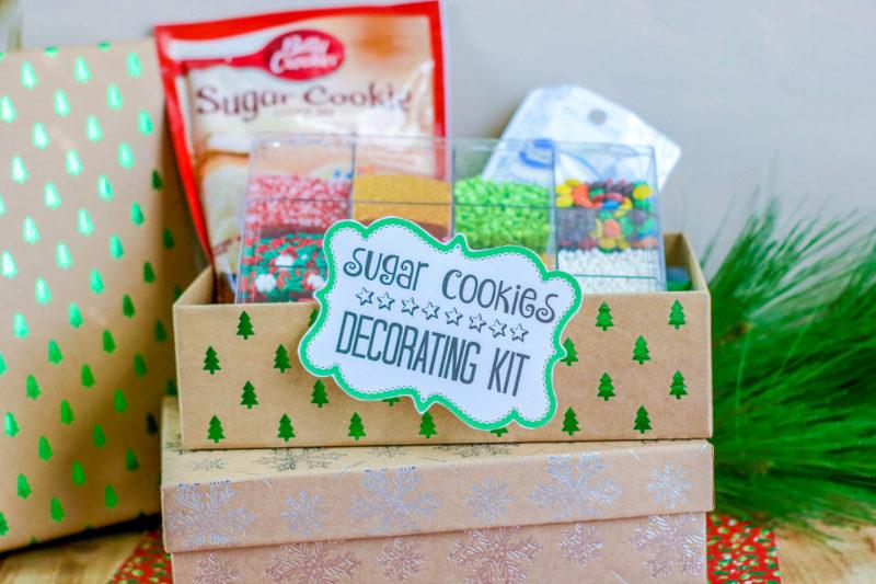 DIY Cookie Decorating Kit