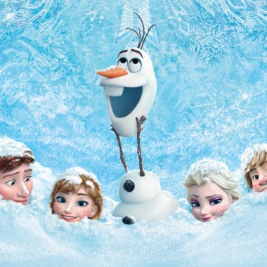 What FROZEN Taught Me about Risks, Positivity, and Family