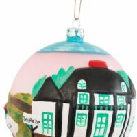 The Clementine Hunter Collection-Collectible Christmas Ornaments