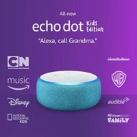 Echo Dot Kids Edition ($39.99)