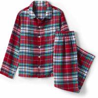 Lands' End Boys Flannel Pajama Set ($39.99)