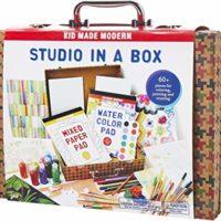 Kid Made Modern Studio in A Box Set ($39.99)