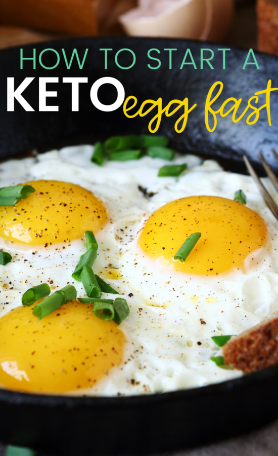 Does a Keto Egg Fast Really Work