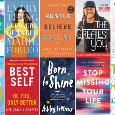 2020 Personal Growth books for moms and women