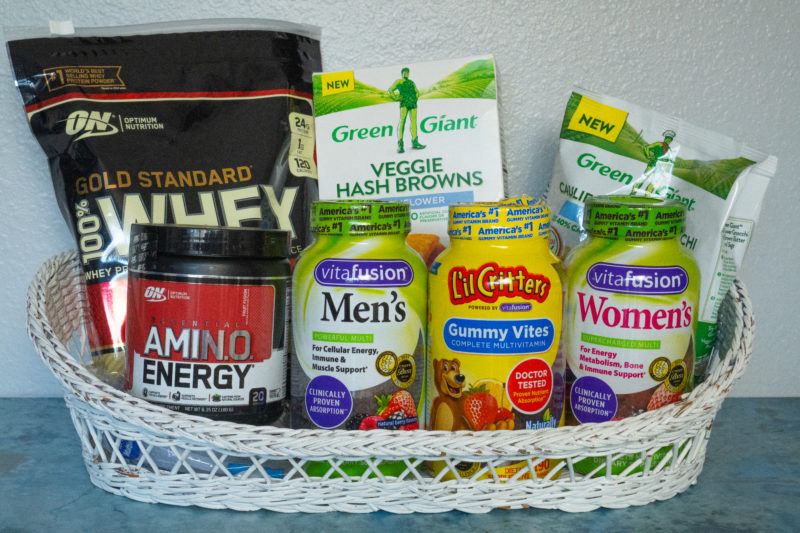 My favorite family health products