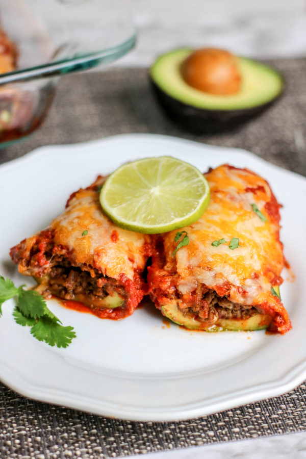 Delicious Easy Low Carb Enchiladas