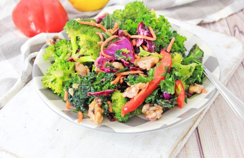 easy detox salad recipes