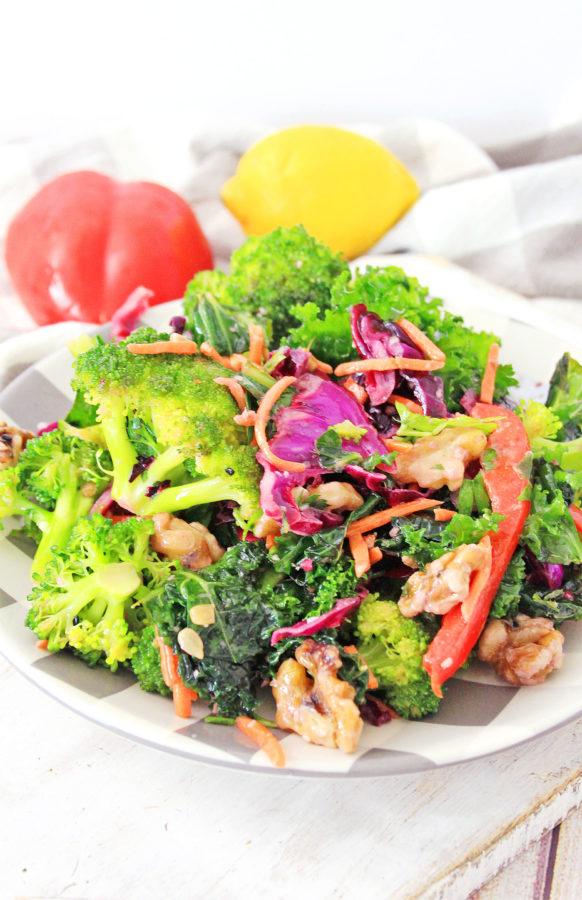 How To Make a Detox Salad