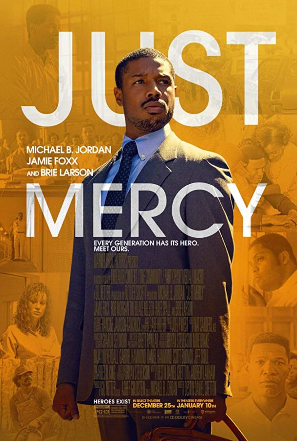 Just Mercy Book turned Movie