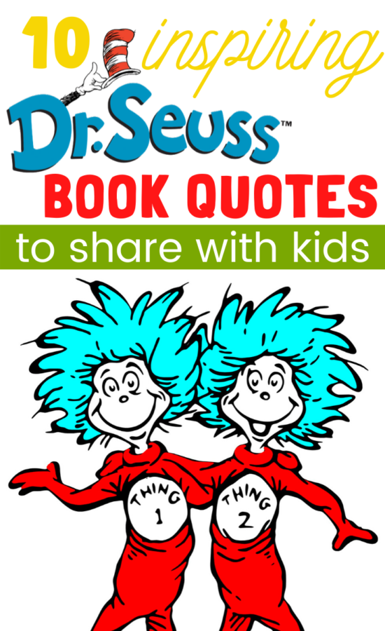 Best Dr Seuss Book Quotes