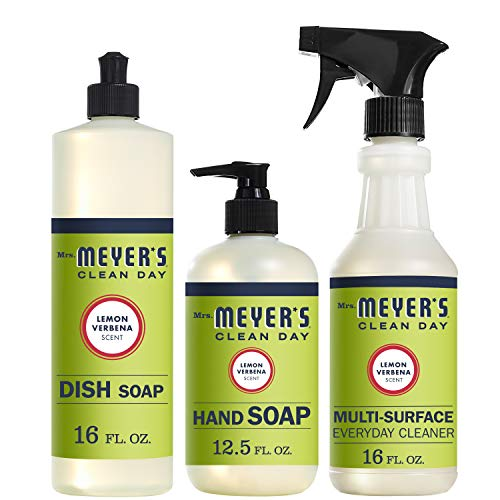 7. Natural Cleaning Products Bundle