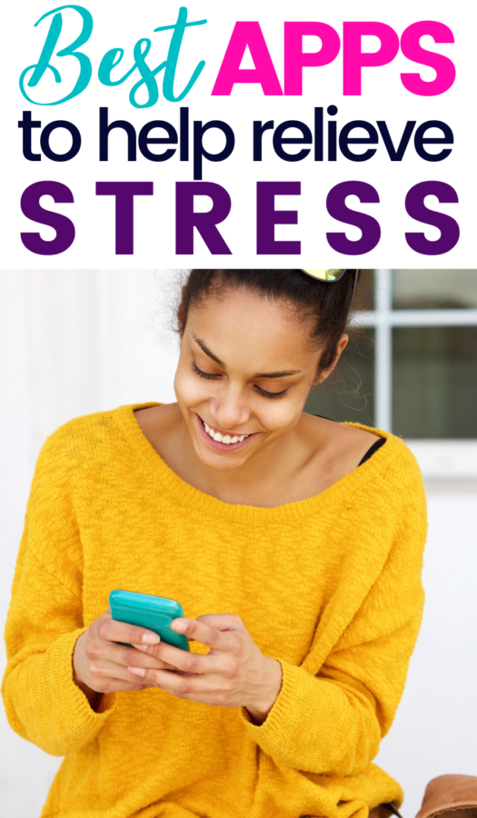 Best Apps to Help Relieve Stress