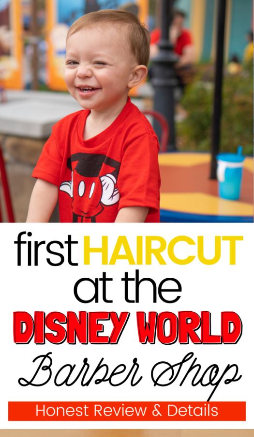 Disney Harmony Barber Shop Review